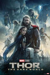 Thor The Dark World (2013) Poster